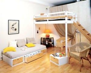 Decorar habitaciones de niños y adolescentes