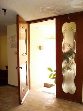 Como decorar el recibidor la entrada y el pasillo de tu casa - Decoracion entradas casas ...