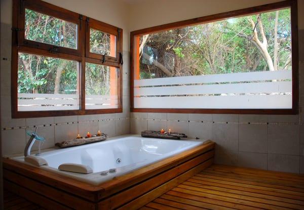 Saunas, jacuzzis y baños turcos: el spa en casa
