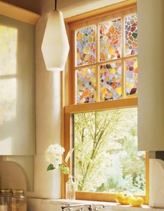 Utilizar las vidrieras en casa - Vidrieras modernas ...