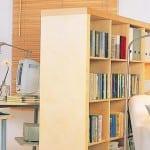 Separar ambientes de modo práctico y funcional