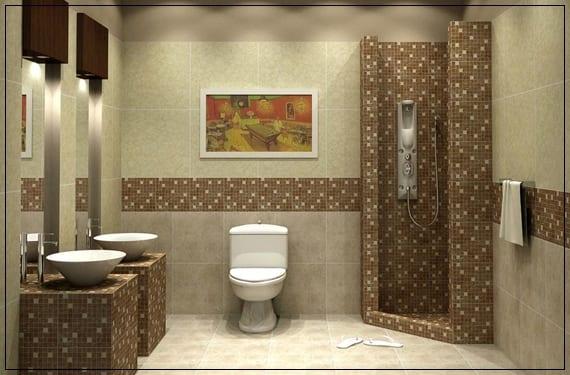 3 formas sencillas de cambiar el look a tu cuarto de baño