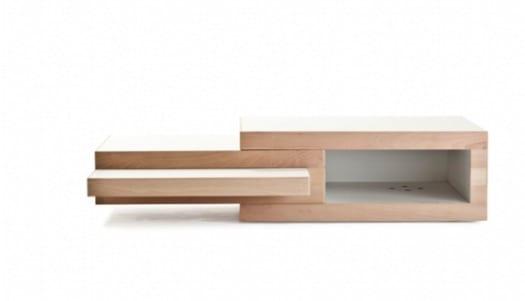 mesa modular minimalista