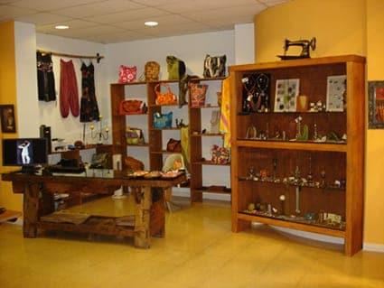 Decorar una tienda con estilo étnico