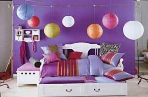 Elección de colores para los dormitorios