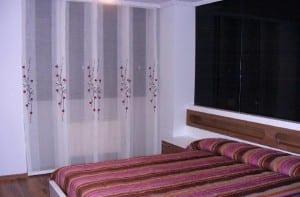 elegir la cortina perfecta para el dormitorio