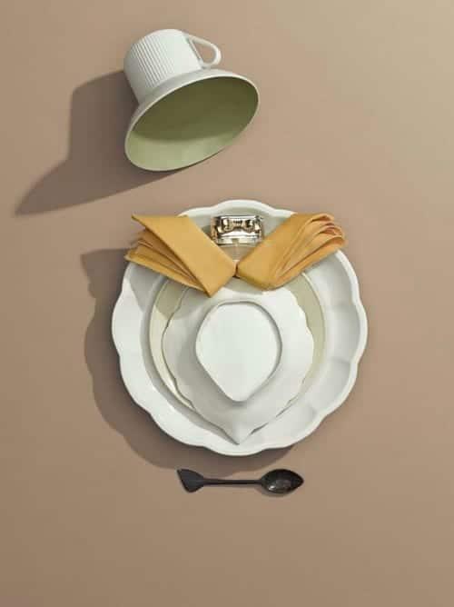 presentacion platos original protocolo