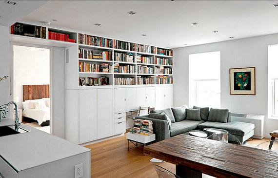 Cómo diseñar un pequeño apartamento