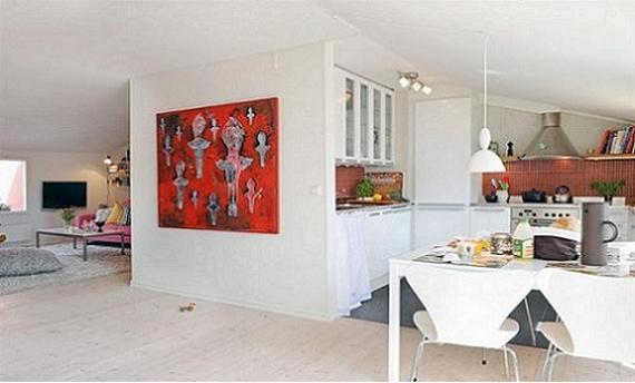 Dise o interior de apartamentos peque os - Disenos de apartamentos pequenos ...
