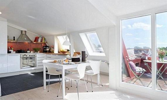 Diseño interior de apartamentos pequeños