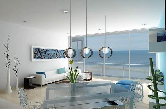 Muebles e iluminaci n efectos de iluminaci n para decorar for Iluminacion minimalista interiores