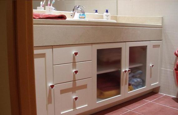 Armarios para baños