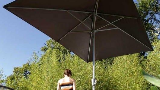 Un diseño de paraguas