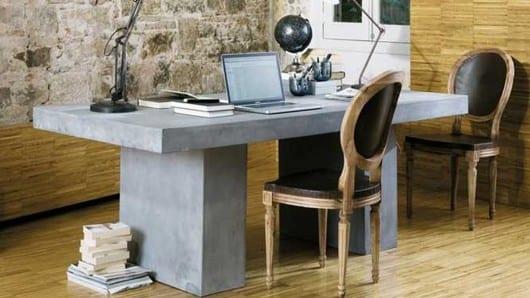 decoraci n y muebles de hormig n para un efecto sencillo y