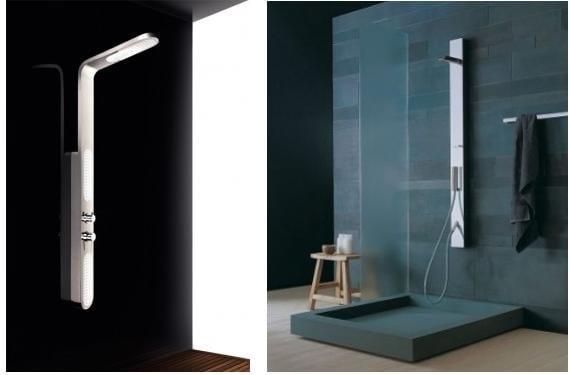 Mobiliario y accesorios para baño: duchas multifunción