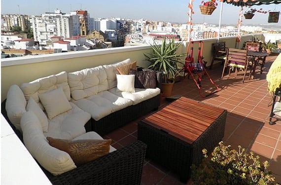 Diseñar terrazas para el relax