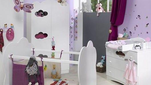 habitacion bebé divertida