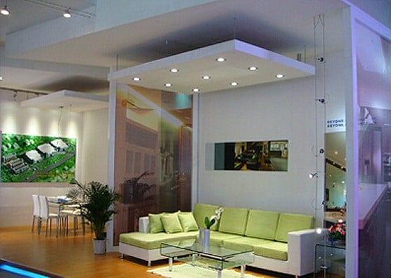 Escoger la iluminación del hogar