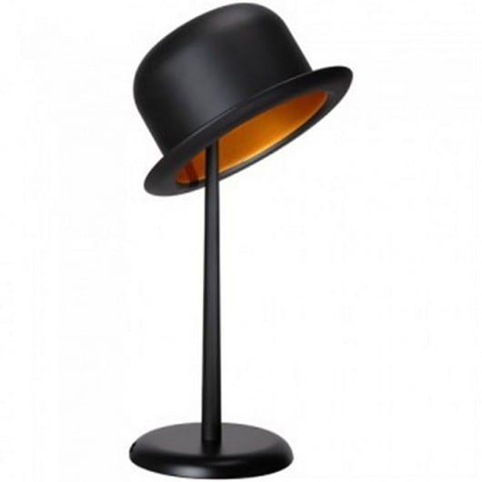 lampara sombrero ingles