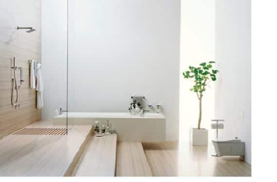 Decora el cuarto de ba o con una planta - Plantas en el bano ...
