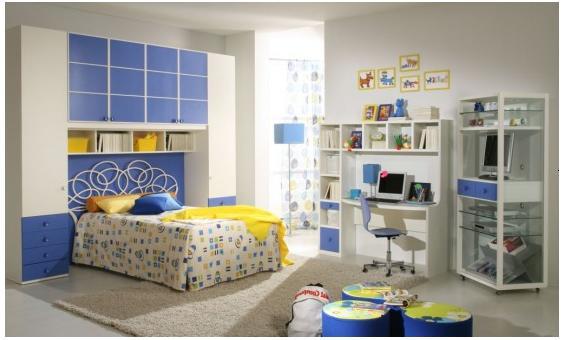 Decoración de habitaciones para niños