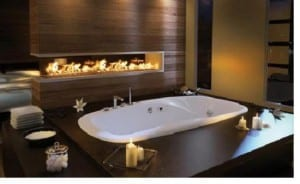Iluminación del cuarto de baño