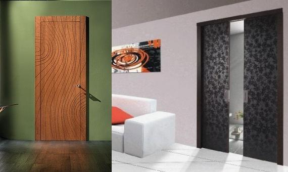 Muebles: puertas interesantes para todos los gustos