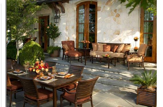 Muebles de exterior balcones terrazas y jardines for Muebles para terraza y jardin