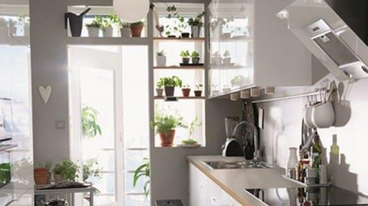 plantas cocina
