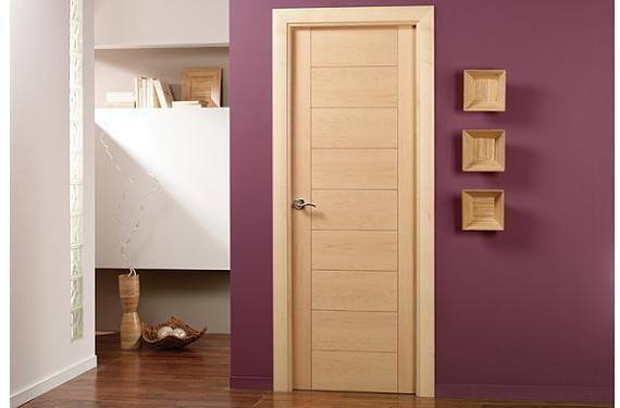 Las puertas de interiores for Puertas para interiores baratas