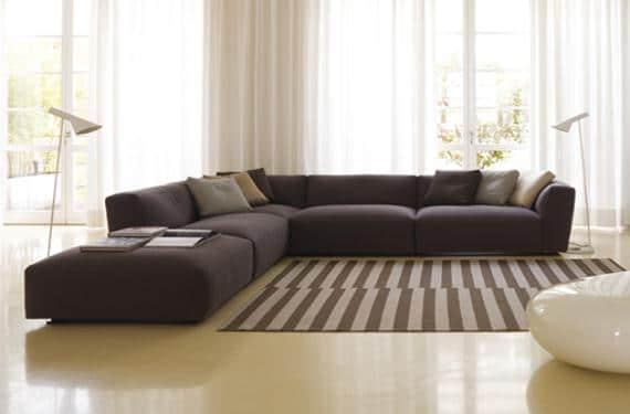 sofas oscuros