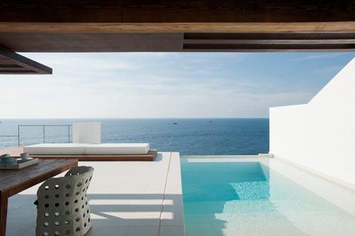 Juma DupliDos 1 Casa en Ibiza, por Juma Architects