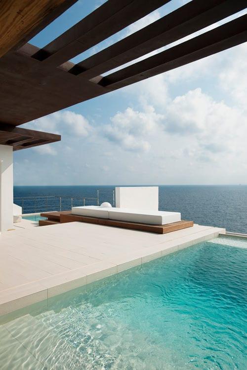 Juma DupliDos 2 Casa en Ibiza, por Juma Architects
