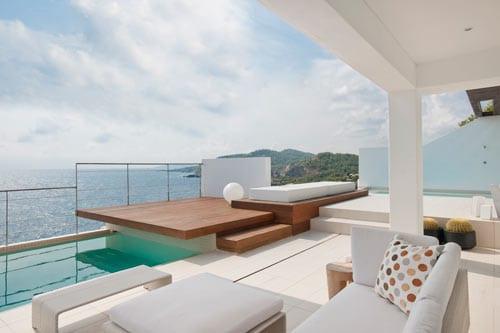 Juma DupliDos 3 Casa en Ibiza, por Juma Architects