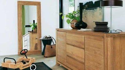 La tendencia de la madera en toda la casa