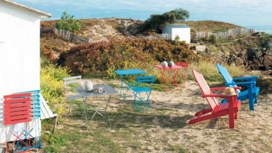 Muebles de jardín para merenderos