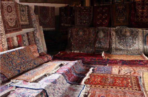 elegir la alfombra