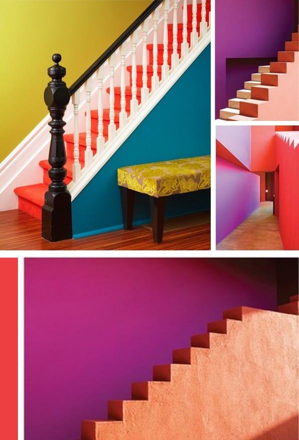 Ultimas tendencias en colores para el hogar for Colores para el hogar