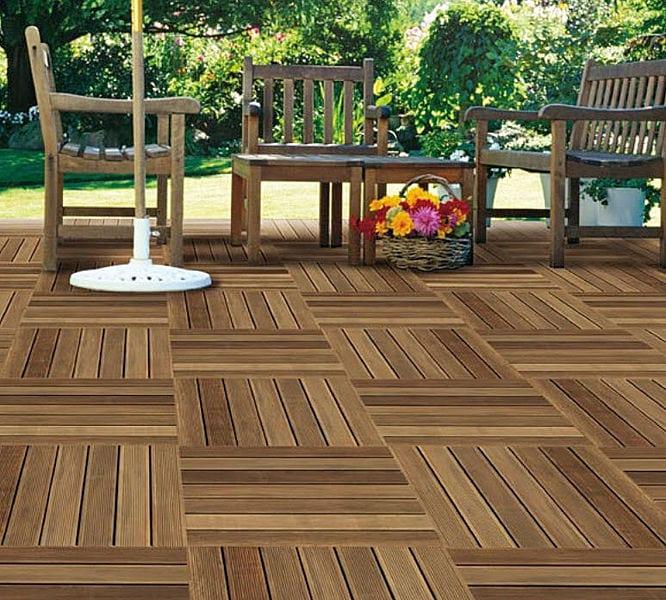 Suelos de madera para exteriores - Suelos para terrazas exteriores ...