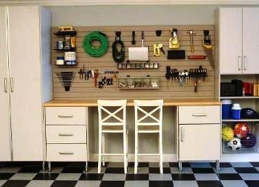 Muebles para el garaje - Armarios para garaje ...