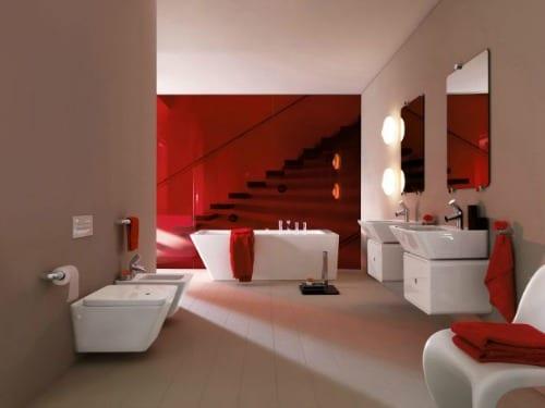 baños modernos lavabos laufen