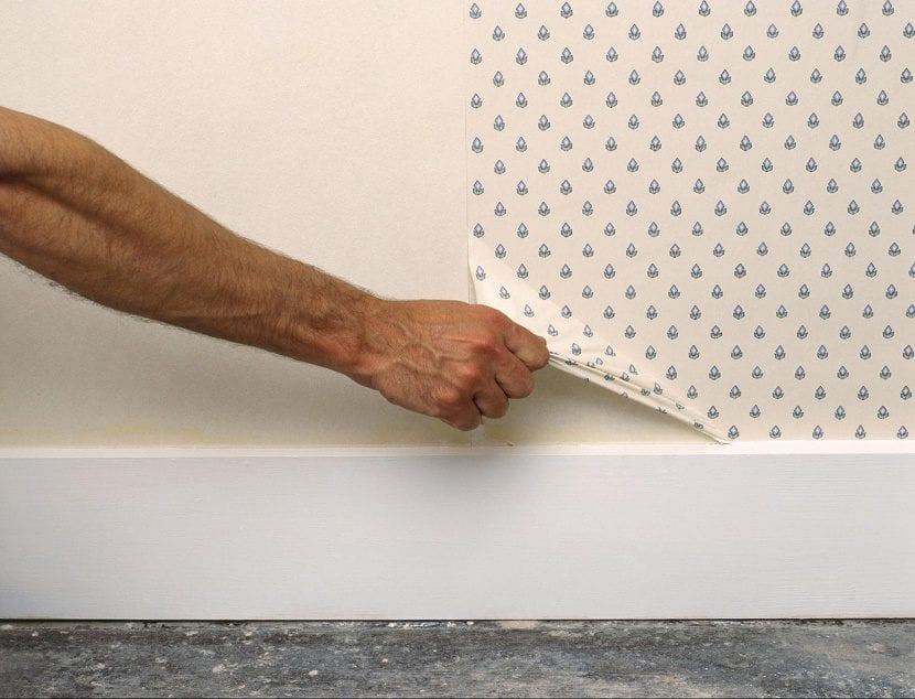 Como quitar humedad de una pared free como quitar la - Como quitar humedad ...