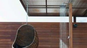 La ducha natural