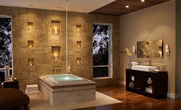 Decoracin paredes de piedra