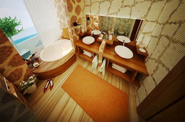 Otro cuarto de baño pequeño