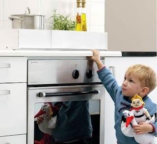 Seguridad del hogar para niños: recaudos necesarios