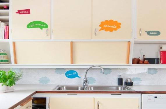 Renueva los muebles de tu cocina