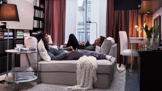 Cuando sofá rima con privacidad