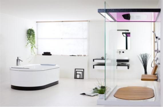 Cuartos de baño minimalistas
