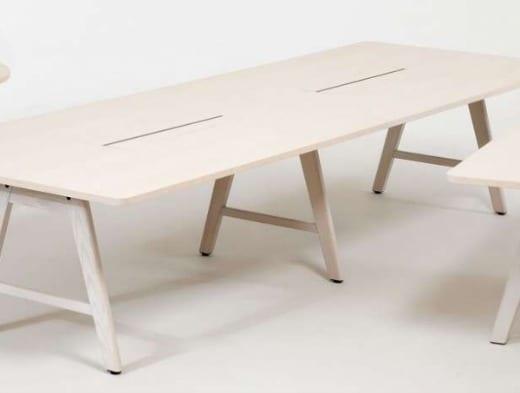 mesas oficina diseño sueco coworking